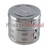Casolete pentru sterilizare diverse dimensiuni -KlasseMedical