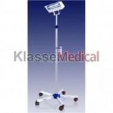 Lampa bactericida LBA 2x15W-KlasseMedical