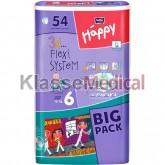 Scutece copii Happy Big Pack Junior Extra - KlasseMedical