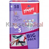 Scutece copii Happy Big Pack Junior- KlasseMedical