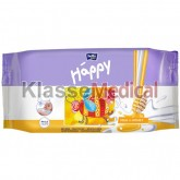 Servetele umede Happy Milk&Honey - KlasseMedical