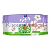 Servetele umede Happy Silk & Cotton - KlasseMedical