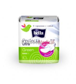 Absorbante Bella Perfecta Ultra Green - KlasseMedical