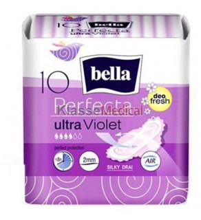 Absorbante Bella Perfecta Ultra Violet - KlasseMedical
