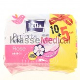 Absorbante Bella Perfecta Ultra Rose - KlasseMedical