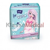 Absorbante igienice Bella for Teens Ultra Sensitive - KlasseMedical