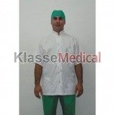 Bluza medic cu guler tunica -KlasseMedical