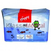 Cearceaf absorbant Happy 5 bucati - KlasseMedical