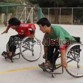 Fotoliu rulant pentru sport - KlasseMedical