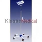 Lampa bactericida LBA-CI 2x30W (montare pe stativ mobil) -KlasseMedical