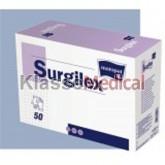 Manusi chirurgicale sterile pudrate