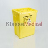 Recipient polipropilena pt. anatomo-patologie si parti anatomice 30L-KlasseMedical