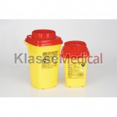 Recipient polipropilena pt.intepatoare-taietoare-KlasseMedical