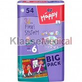 Scutece copii Happy Big Pack Junior Extra - KlasseMedical