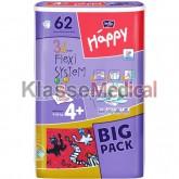 Scutece copii Happy Big Pack maxi plus- KlasseMedical