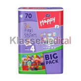 Scutece copii Happy Big Pack maxi - KlasseMedical