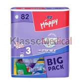 Scutece copii Happy Big Pack midi - KlasseMedical